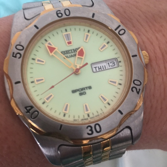 65b9682d74fa SEIKO Men s Sports Watch. M 5a8473e69cc7efe9fd391e9a. Other Accessories ...